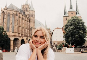 "(c) Anika Luthardt vom Blog ""Feels like Erfurt"""